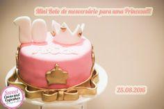 Sweet Cucas and Cupcakes by Rosângela Rolim: Fofura de Mesversário para Princesa Alice!