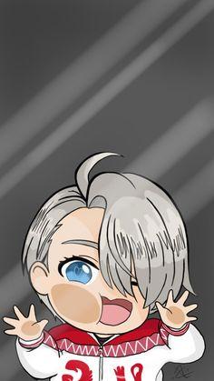 Resultado de imagen para yuri on ice wallpaper