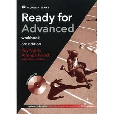 Ready for Advanced Workbook 3rd Edition pdf ebook class audio cd Cambridge English, Audio, Writing Practice, Ielts, Learn English, Mixed Media, Student, Key, Exercises