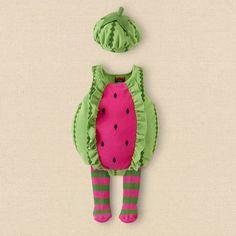 watermelon dress | Vegetables fancy dress ...