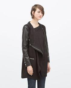 DRAPEY TRENCH COAT from Zara