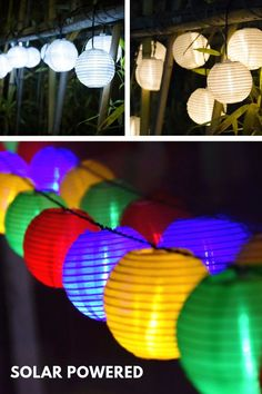 Lovely 100 Leds Solar String Lights 4 Light Colors 8 Modes Ambiance Lighting Outdoor Patio Lawn Party Decor Lamp High Quality And Low Overhead Security & Protection Access Control Kits