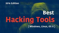 fossBytes has prepared a useful list of the best hacking tools of 2016 based upo… fossBytes has prepared a useful list of the best hacking tools of 2016 based upo…,Computers fossBytes has prepared a. Computer Coding, Computer Programming, Computer Science, Computer Hacking, Computer Engineering, Python Programming, Computer Tips, Best Hacking Tools, Hacking Books