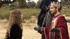 King Enrique (Henry) and Princess Isabel