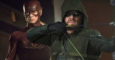 'Arrow'/'Flash' Spinoff to Debut Midseason; No Title Yet -- Stephen Amell revealed that 'The Flash' and 'Arrow' spinoff is being eyed to debut in midseason, but no title has yet been decided upon. -- http://www.tvweb.com/news/arrow-flash-spinoff-title-midseason-premiere