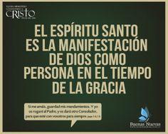 El Espíritu Santo es Dios