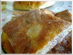 Receita Sobremesa : Boleima alentejana de maçã de SoniaLBento