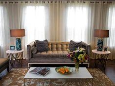 Contemporary | Living Rooms | Fiorella Design : Designer Portfolio : HGTV - Home & Garden Television