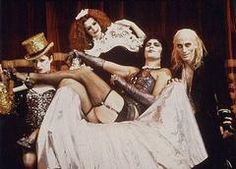 """Rocky Horror Picture Show"" ""Antici.....pation."""