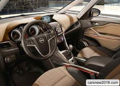 At 2018-2019 Opel Zafira Tourer has a new motor