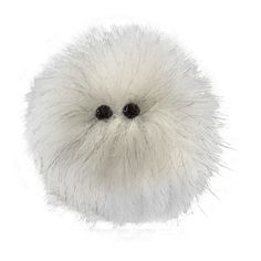 Don't forget about your furry friends this holiday season! The Hairball is the cats version of the infamous dust bunny. The fuzzy faux fur surrounds a bell which will surely bring joy and pleasure to your cats playtime. Filled with USDA organically grown catnip. Measures at 2 inches (50.8 mm) and is machine washable. The Ultimate Gift, Don't Forget, Faux Fur, Craft Supplies, Clever, Great Gifts, Bunny, Joy, Seasons