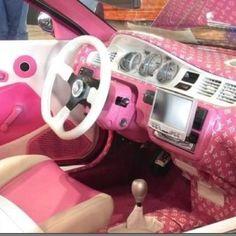 Louis Vuitton Car Interior