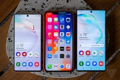 Samsung Galaxy Note 10 Plus vs iPhone XS Max - RAM - ROM - Triple Caremas. Check out which one of these phone to buy in Samsung Logo, Samsung Cases, Phone Cases, Galaxy Note 10, Samsung Galaxy Note 8, Galaxy Phone, Smartphone Reviews, Smartphone Deals, Technology Gadgets