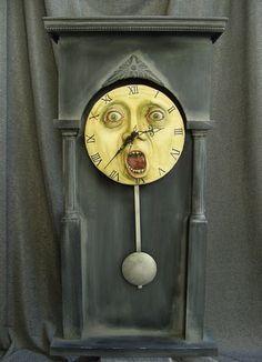 Arte Y Antigüedades Adornos En Los Controles Dorado Para El Movimiento De Péndulo Relojes: Sobremesa Y Pared Xix Vivid And Great In Style