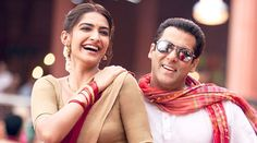 "Sonam Kapoor woos a clueless Salman Khan in 'Jalte Diye"": Watch 'Prem Ratan Dhan Payo' song   The Indian Express"