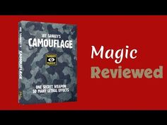 Jay Sankey: Camouflage Review 3.5 Stars with a Stone Status of gem  Full Review: http://magicreviewed.com/reviews/jay-sankey-camouflage-review/