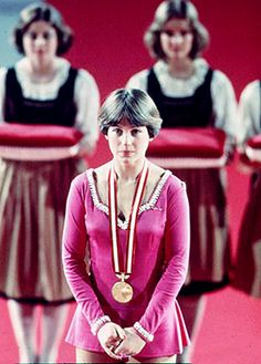 Dorothy Hamill wins Olympic figure skating gold: February 13, 1976.I love watching ice skating.Please check out my website thanks. www.photopix.co.nz