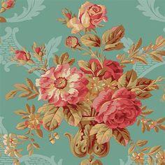 RJR Robyn Pandolph Notting Hill Blue Rose Bouquet