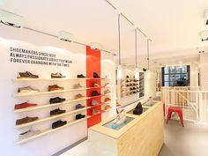 Clarks Originals Boutique - Amsterdam