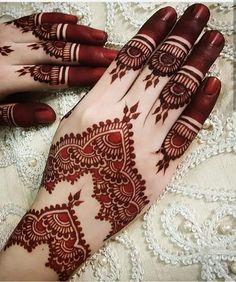 Mehndi Simple, Simple Mehndi Designs, Mehandi Designs, Top 10 Honeymoon Destinations, Perfect Wedding, Dream Wedding, Design Page, Wedding Function, Romantic Evening