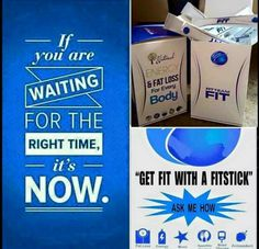 Get Fit with a FitStick!! Contact me for more information fitteamfrenzy@gmail.com