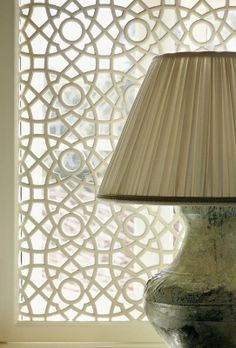Moorish grill for a master bedroom window inspired by a pattern from  Southern Spain Bay Window 5a9ac081d9