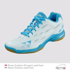 I just bought Sporting Goods from Yumo Pro Shop and you should too! There is a awesome sale going on now, Check it out! Yonex SHB AERUS Ladies Badminton Shoe