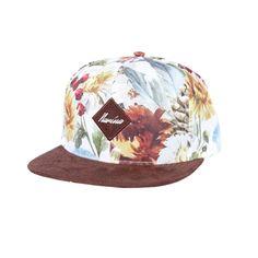 58a7c6adb02 Modelo  Floral- Cor  Diversas- Tamanho Único Com Regulagem Snapback- 100%…
