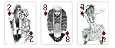 connie lim diamonds playing cards
