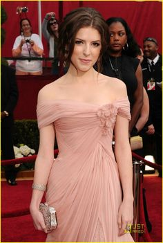 anna kendrick in elie saab 2010 - Google Search