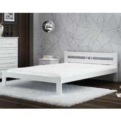Starke und stabile Struktur und moderne, modische Design des Bettes macht es das eine von den Besten Produkts unserer Angebot. Schauen Sie es sich an !  #Kieferbett #Ehebett #Jugendbett