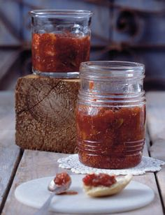 Feigen-Chutney - Rezepte - [LIVING AT HOME]