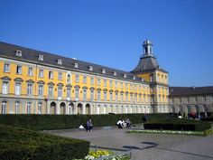 Bonn ~ North Rhine-Westphalia ~ Germany ~ University of Bonn