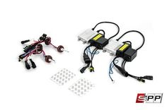 RFB H11 HID Light Conversion Kit with CAN-BUS Ballasts- 3000K