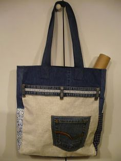 Love this bag. Must make one..