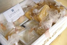 沼垂テラス しぼり豆腐など/加藤豆腐店