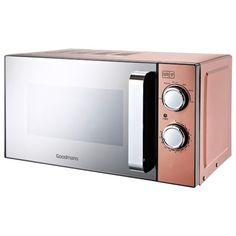 Homesavers | Goodmans Copper Microwave Festival Shop, A 17, Microwave, Vacuums, Copper, Kitchen Appliances, Fun, Diy Kitchen Appliances, Home Appliances