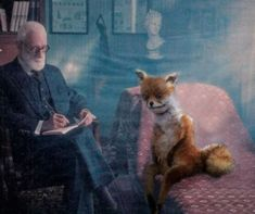 Meet Stoned Fox: The badly stuffed creature reborn as a Russian internet celebrity | Daily Mail Online