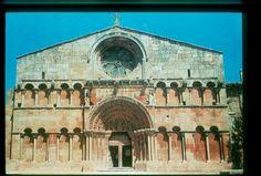 Avila, Iglesia de San Vicente