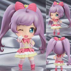 AmiAmi [Character & Hobby Shop] | Nendoroid Co-de - PriPara: Laala Manaka Cutie Ribbon Co-de (w/Bonus: Special Friends Ticket)(Preorder)