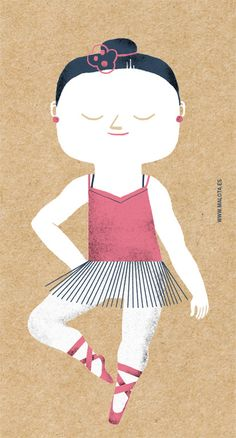 Ballerina - Malota -www.malota.es