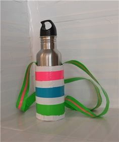 kids make it from duct tape...easy, fun & useful