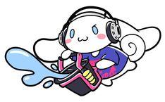 "Fy on Twitter: ""The Japanese #Splatfest speaks to me so much 。゚(゚´Д`゚)゚。 What team are you? #Splatoon #Splatoon2 #Sanrio… """