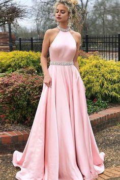Cute Prom Dresses #CutePromDresses, Prom Dresses Pink #PromDressesPink, Long Prom Dresses #LongPromDresses, Prom Dresses For Cheap #PromDressesForCheap, Prom Dresses A-Line #PromDressesALine