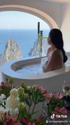 Spending my birthday at Punta tragara hotel in Capri