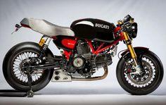 Ducati GT1000 Project Rosso by Houston SBK (via RocketGarage)
