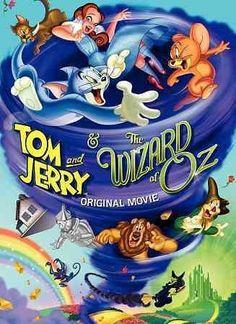 Tom & Jerry-Wizard Of Oz (Dvd/Eco)