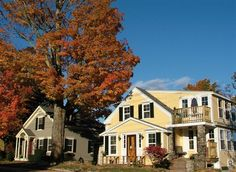 Beach Cottage Inn in Lincolnville, ME