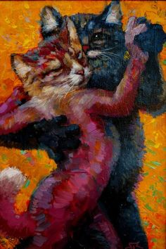 March tango by Sergey Volkov