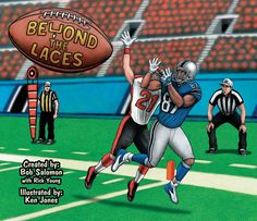 About Beyond The Laces-The children's book touching hearts across the nation
